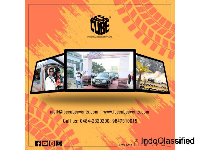 Icecube Event Management leading event planner in Kochi