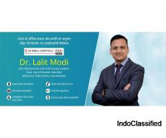 Dr. Lalit modi is the top knee replacement surgeon in Jaipur.