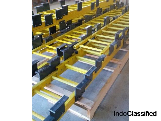 FRP Railings - frp grating- Access Industrial