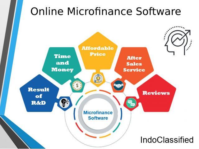 Best online Microfinance Software for Microfinance Companies