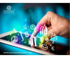 Best Digital Marketing Agency in Pune - Pushpam Digital Solutions