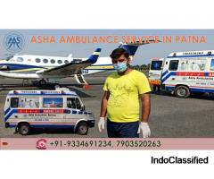 You Call, We Serve – All EMTs Setup – ASHA Ambulance Service Patna