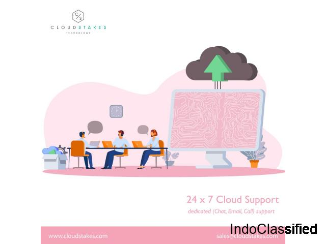 24/7 Cloud Support Services India