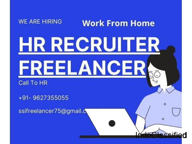HR Recruiter Freelancer