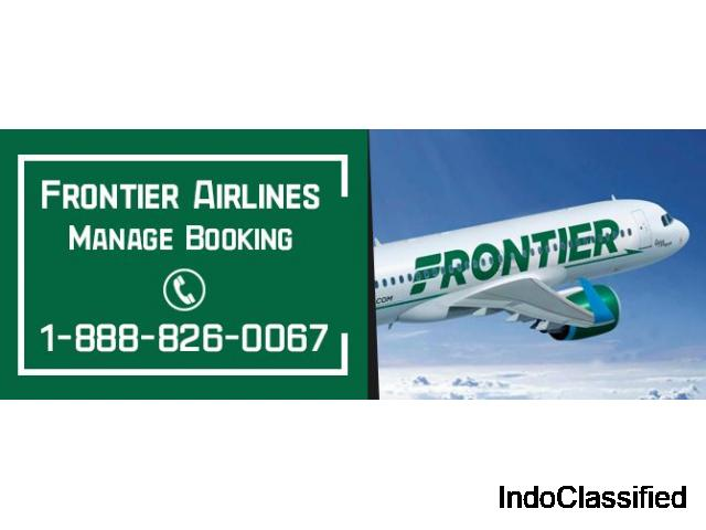 Frontier Airlines Reservations & Cheap Flights Deals