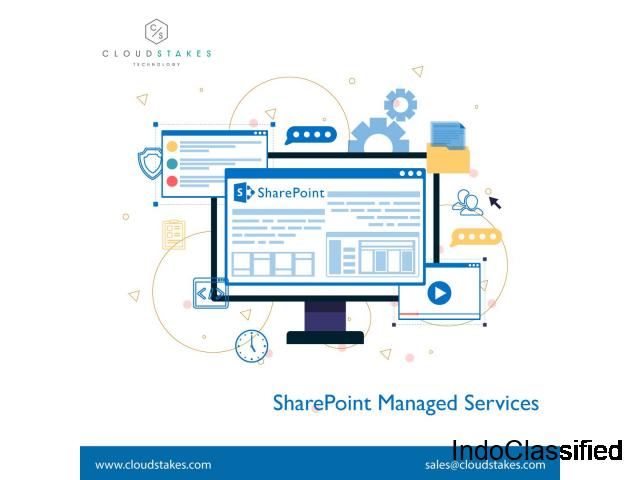 Microsoft SharePoint Managed Services India