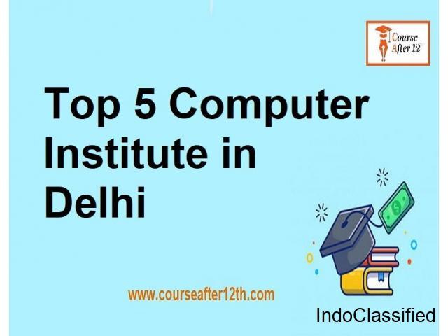 Top 5 Computer Institute in India