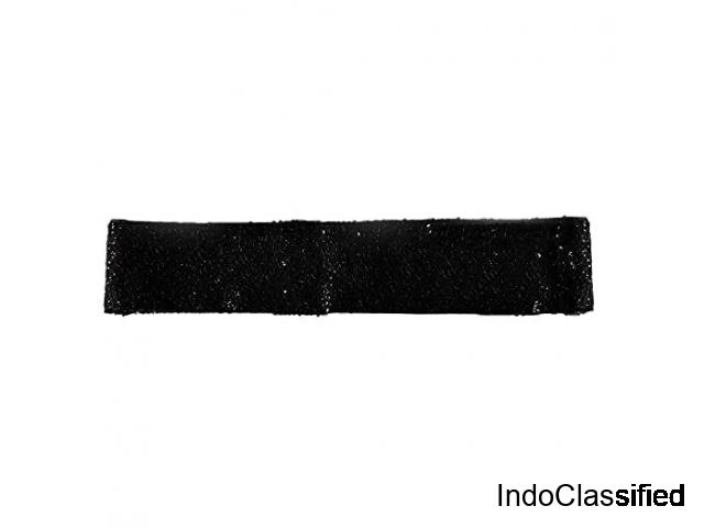 Buy Black Sequins Belt for Women at Amazon