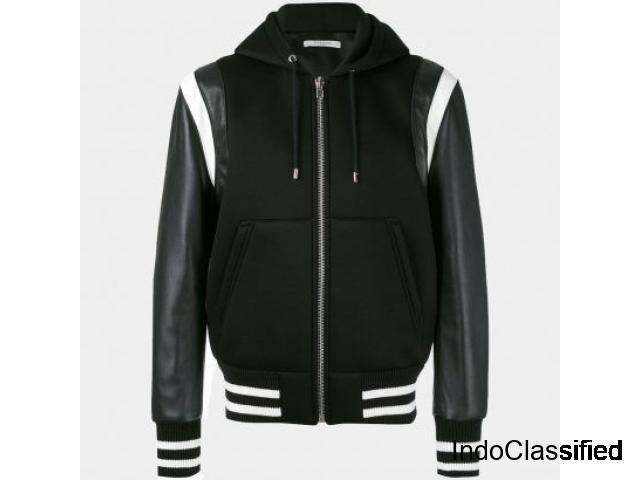 Varsity Leather Jackets