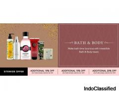 Bath and Body - Natural Bath and Body Products online