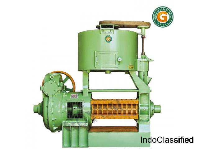 Manufacturer of Soybean Oil Expeller