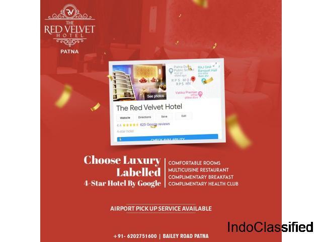 best hotels in Patna