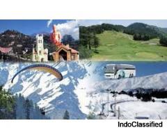 Kullu, Manali & Shimla Volvo trip