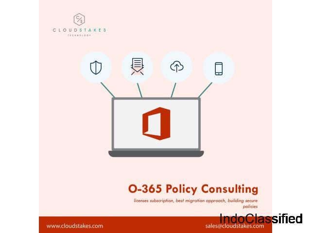 O-365 Setup & Consultation Services