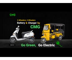 E Rickshaw fast Charger | Charge My Gaadi