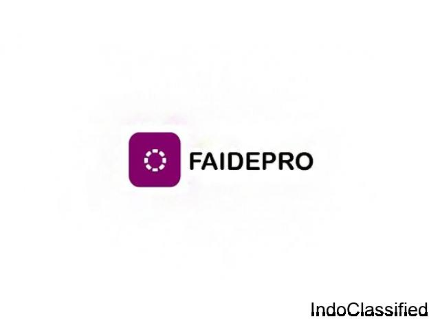 FAIDEPRO Digital Marketing services you have been looking for.