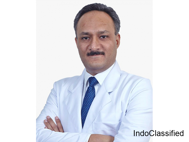 Surgeon in Noida-Dr. Tarun Kumar