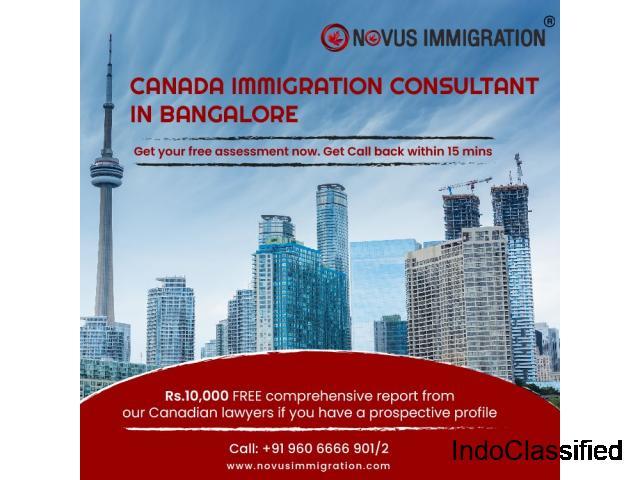 Immigration Consultants In Bangalore | Top Visa Consultancy | novusimmigration.com