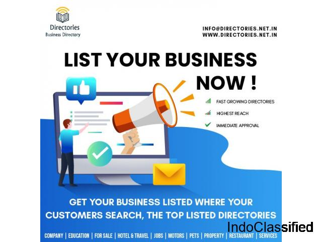 Free Business Listing Sites in India,
