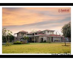 Farmhouse near Mumbai - Pushpam Sanskruti Suites and Resort