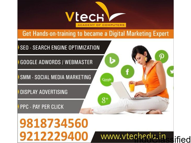 Digital Marketing Training Course & Certification