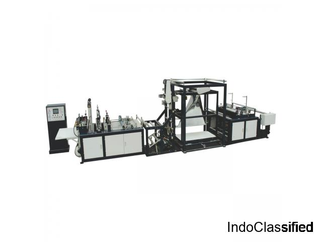 Fully Automatic Non Woven and Semi Automatic Non Woven Bag Making Machine Manufacturer in India