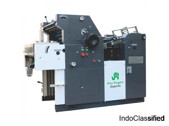 Bag Printing Machine Manufacturers in India | Offset Printing Machine Manufacturers