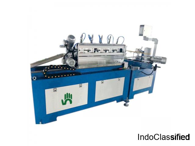 High Speed Paper Drinking Straw Making Machine | PP Woven Sack Making Machine