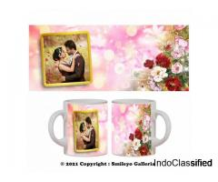 Buy Personalized Coffee Mugs- Latest Customized Coffee Mugs at best Price in India