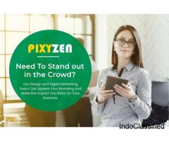 PIXYZEN - Website Design Company in Kolkata, India