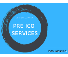 Pre – ICO Development Services | ICO Development