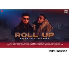 रोल अप Roll Up Lyrics in Hindi – Kr$na Ft. Badshah