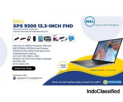 DELL XPS 9300 13.3-inch UHD Laptop buy from dell showroom bangalore @ Rs.50000 OFF