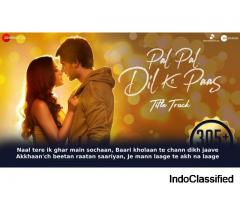Rehna Tu Pal Pal Dil Ke Pass Lyrics in Hindi - Arijit Singh
