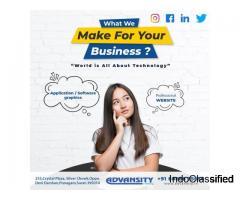 Website| Application/Software| Graphics Design