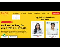 CLAT 2021/22 Online Coaching | Law Prep Tutorial