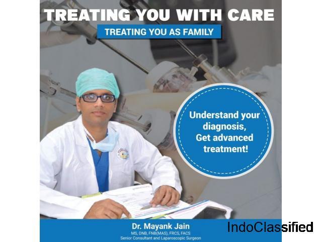 Best Surgeon in Agra: Dr.Mayank Jain