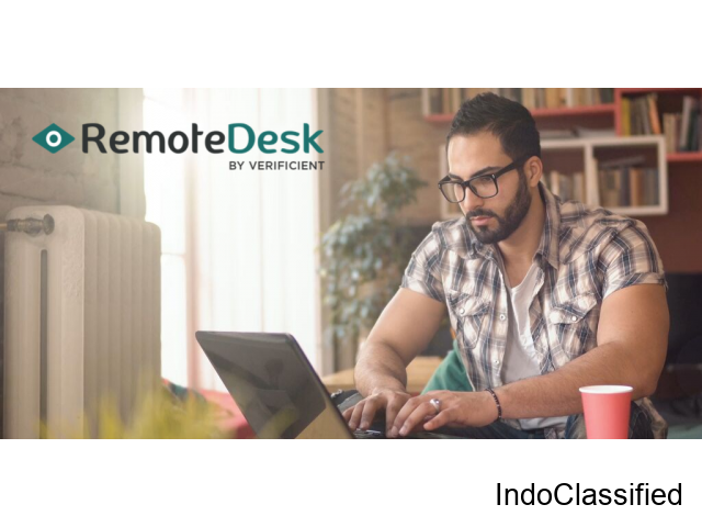 Remotedesk – Best Employee Monitoring software of 2021