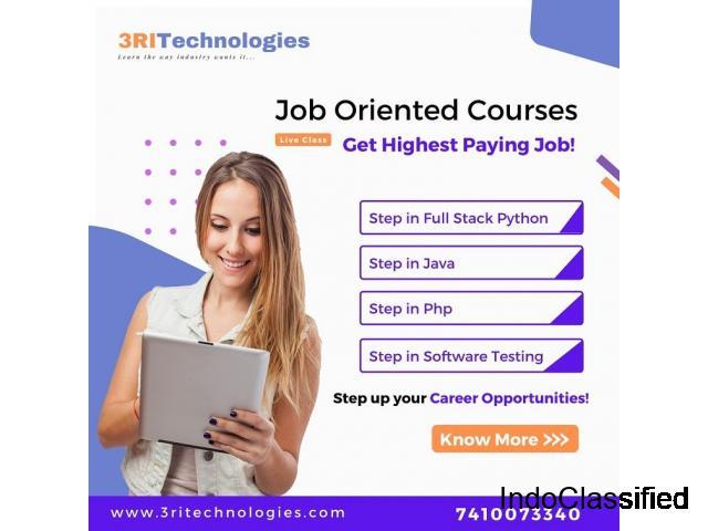 Job Oriented Courses | 3RI Technologies