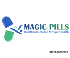 Online pharmacy provider india: Magicpills