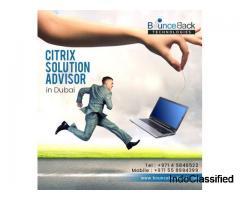 Citrix Partner in Dubai | Bounce Back Technologies