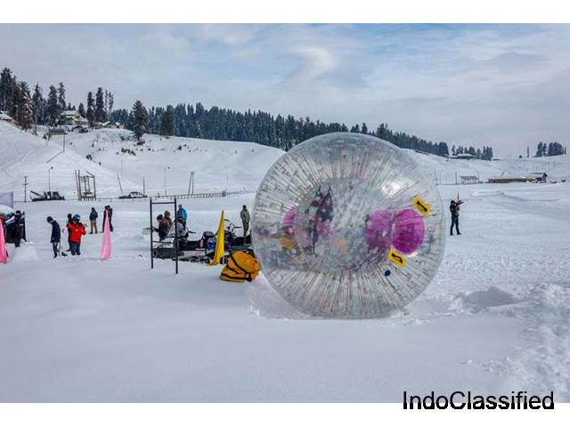 Himachal with Kufri, Solang Valley & Rohtang
