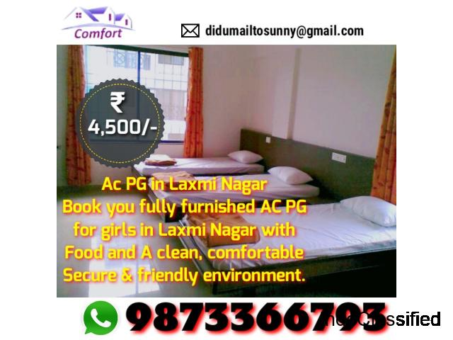 PG in Laxmi Nagar New Delhi
