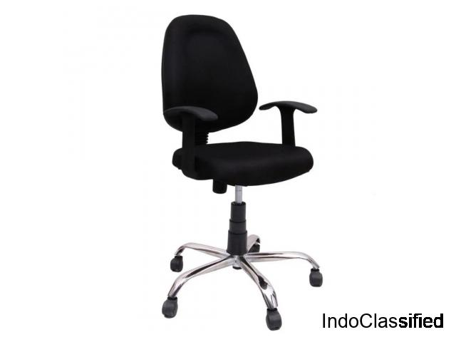 Bharat Lifestyle Flair Medium Back Office Chair