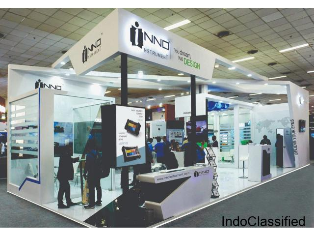 Make Your Advertising Campaigns Effective With The Custom Booth Design