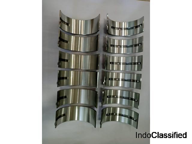 Babbitting of white metal bearing At Best Price