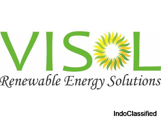 Best Solar EPC Company in Mumbai - Visol India