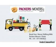 Hire Professional Packers and Movers in Delhi Charges
