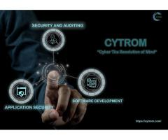 CYTROM - Top Application Security Service Company