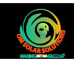 Solar Company in Allahabad | Om Solar Solutions
